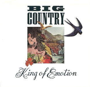 Big_Country_King_of_Emotion_1988_Single_Cover