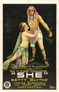 SHE_(1925),_Movie_Poster