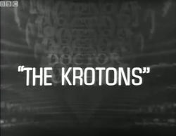 Krotons