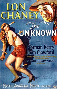 1927-The_Unknown
