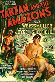 1945-Poster_-_Tarzan_and_the_Amazons_01-Wikipedia