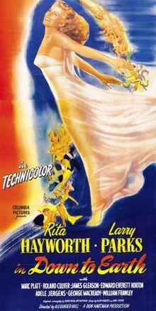 1947-Down_to_Earth_FilmPoster-Wikipedia