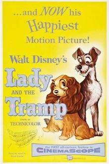 1955-Lady-and-tramp-1955-poster-Wikipedia