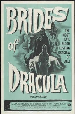 1960-The-Brides-of-Dracula-poster