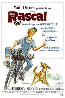 1969-Rascal_poster
