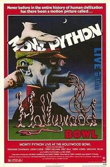 1982-MontyPythonHollywoodBowlPoster-Wikipedia