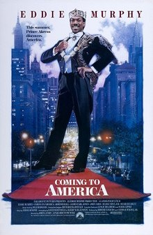 1988-ComingtoAmerica1988MoviePoster-Wikipedia