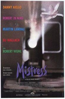 1992-Mistress_poster
