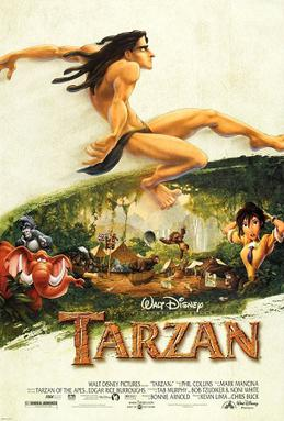 1999-Tarzan_(1999_film)_-_theatrical_poster