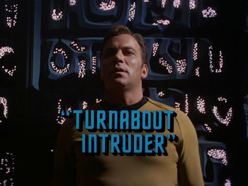 3x24_Turnabout_Intruder_title_card