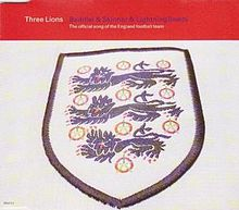 Baddiel_Skinner_Lightning_Seed -Three-lions-original-1996