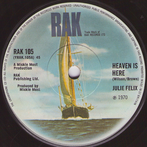 Julie_Felix-Heaven_is_Here