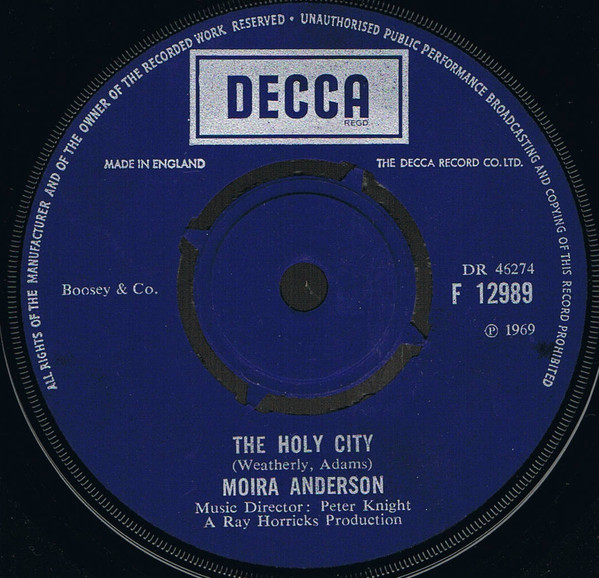 The_Holy_City-Moira_Anderson