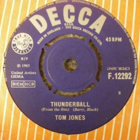 Thunderball-single