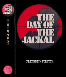 1971-FrederickForsyth_TheDayOfTheJackal-Wikipedia