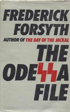 1972-The_Odessa_File_-_Frederick_Forsyth-Wikipedia