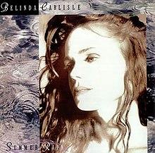 1990-BelindaCarlisleSummer-Rain-Wikipedia